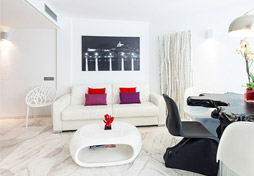Design Two Bedroom Penthouse