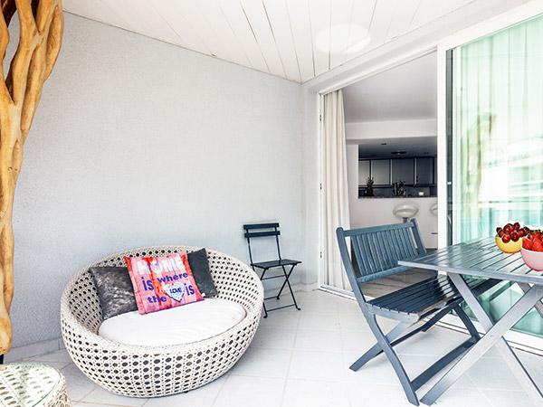 A Corner Of Terrace